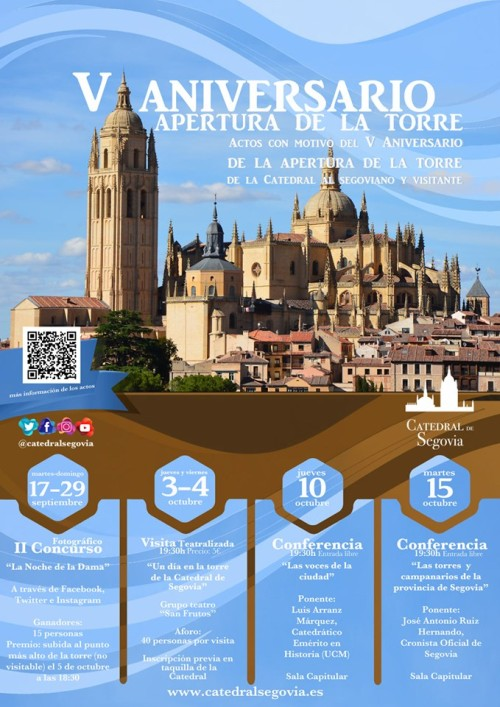 actividades torre catedral