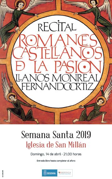 recital roamances castellanos