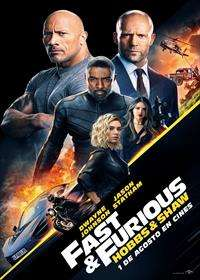 FAST AND FURIOUS:HOBBS AND SHAW