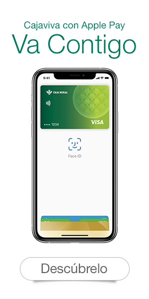 cajaRural 300x600 Apple Pay 2019